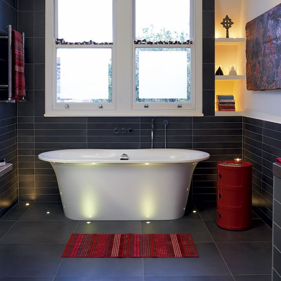 Modern freestanding bath | Bathroom design ideas | Bathrooom | PHOTO GALLERY | Livingetc