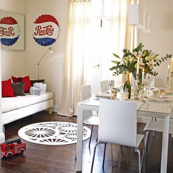Entertaining dining room | Dining rooms | Design ideas | Image | Housetohome