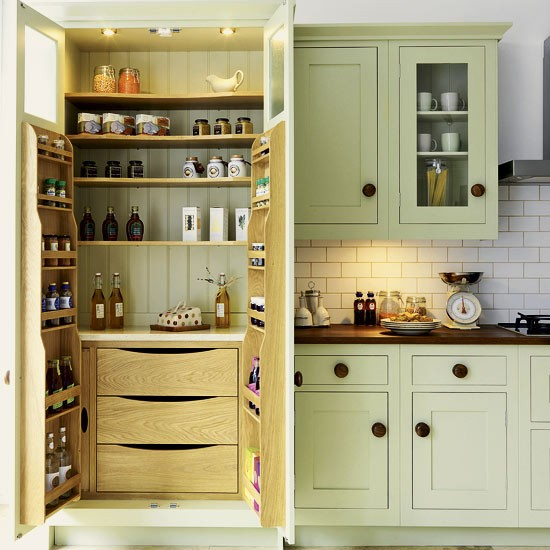 Kitchen storage | Storage solutions | Shelving | PHOTO GALLERY | Housetohome.co.uk