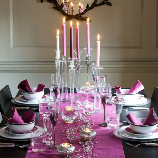Pink dining room | Dining rooms | Design ideas | Image | Housetohome
