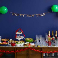 Start the new year in style with our great party ideas and party products
