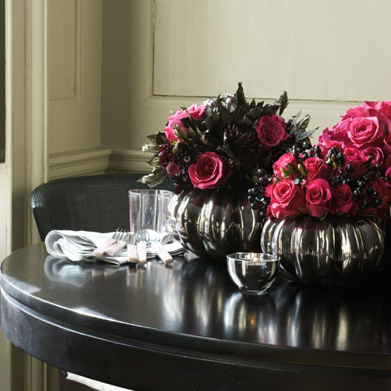 Flower display | Dining rooms | Tableware | Image | Housetohome
