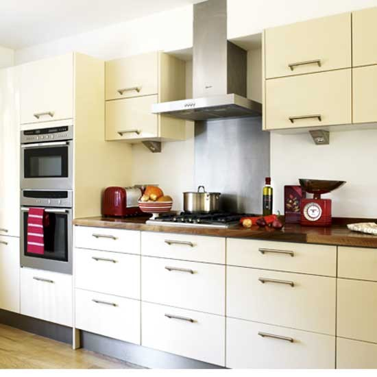 Cream Kitchen Kitchens Worktops Image