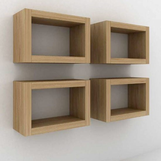 Floating Box Shelves from Wood Empire | Floating shelves - 10 of the ...
