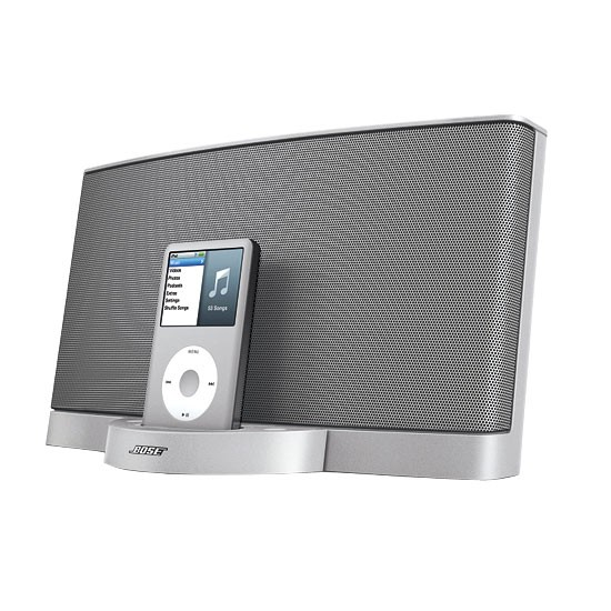 Best Bedroom Speaker System: IPod Docks - Bose