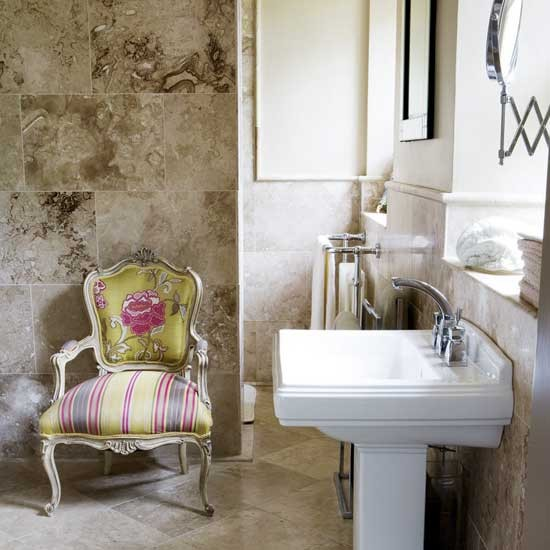 Glamorous bathroom | Bathrooms | Design ideas | Image | Housetohome