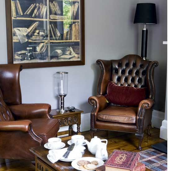 Traditional living room - image - housetohome.co.uk