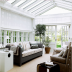 Pleasant green conservatory | Conservatories | Conservatory decorating ideas | PHOTO GALLERY | Housetohome.co.uk