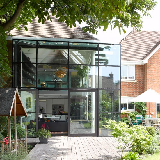 Modern extensions | Extension ideas | PHOTO GALLERY | Housetohome.co.uk