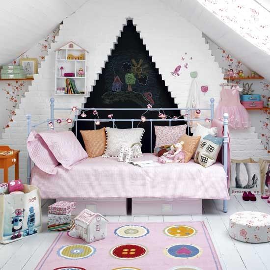 Girl 39 S Fairytale Bedroom Bedroom Ideas Image