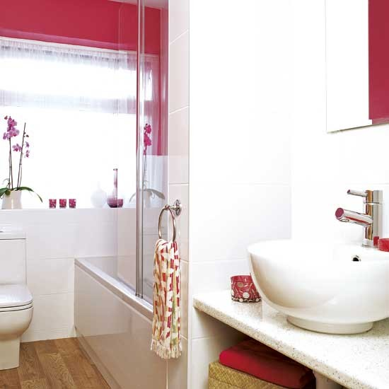 Colourful bathroom | Bathroom vanities | Decorating ideas | Image | Housetohome