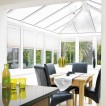 Conservatory kitchen-diner