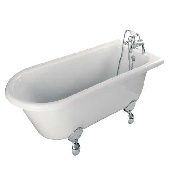 Corner Freestanding Bath From BampQ Baths