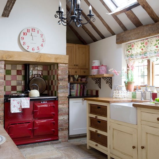 country kitchen | VIDEO | country-style decorating | image | housetohome.co.uk