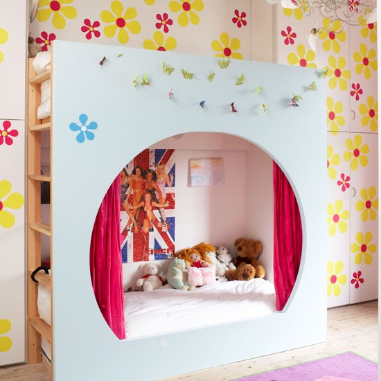 Children's bedroom hideaway | Bedrooms | PHOTO GALLLERY | housetohome