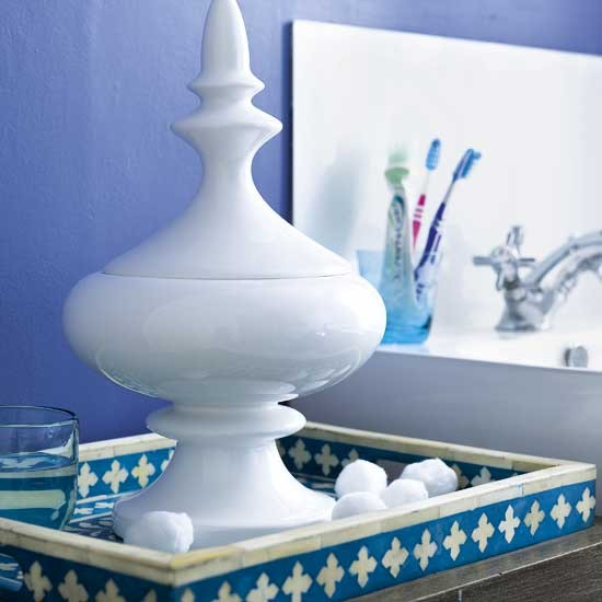 Bathroom storage | Bathrooms | Storage solutions | Image | Housetohome