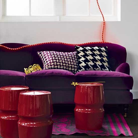 Sumptuous living room | Image | Housetohome.co.uk