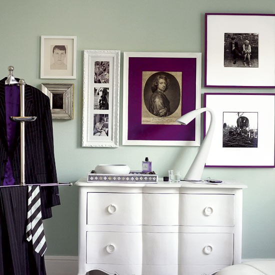 Hallway | Decorating ideas | Decorate with accent colour | PHOTO GALLERY | Housetohome.co.uk