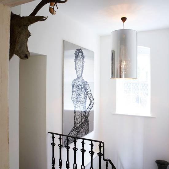Hallway | Decorating ideas | Eclectic house tour | Image | Housetohome.co.uk