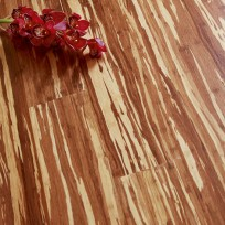 Tiger Uniclick bamboo flooring, £24.95 per sq m, The Bamboo Flooring Company.