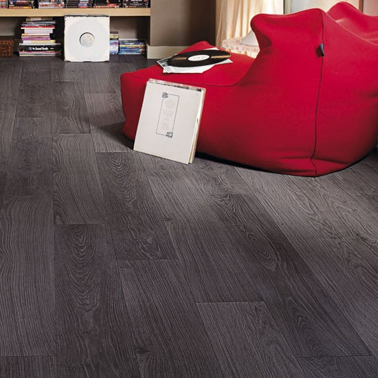 Classic Dark Grey Oiled Oak, £16.99 per sq m, Quick-Step