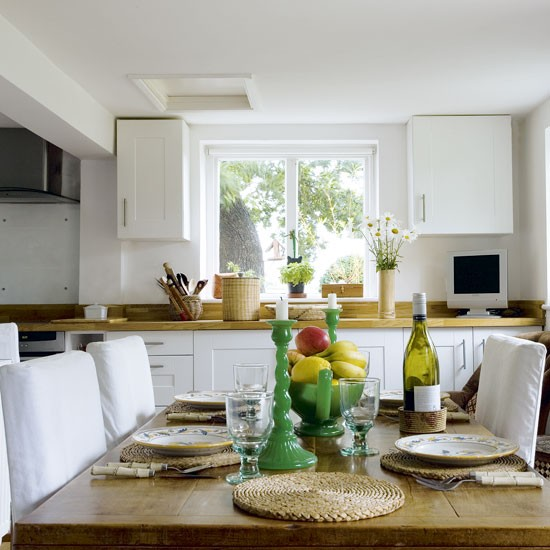 Relaxed kitchen-diner   Decorating ideas   Kitchens   Image   Housetohome