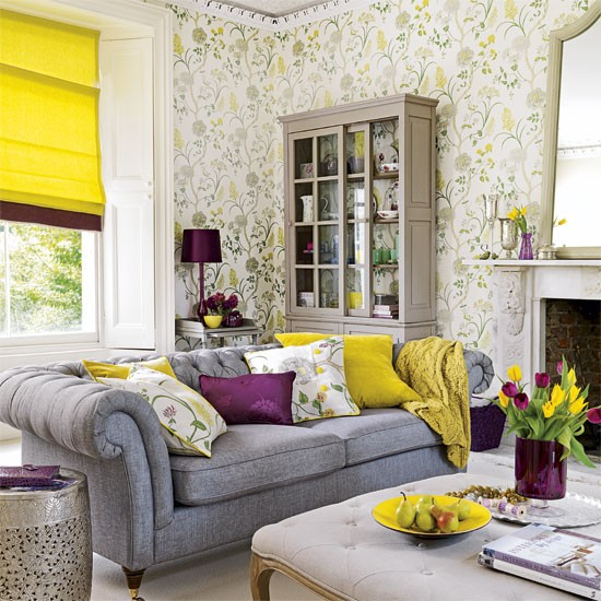 Fresh living room | Decorating ideas | Image | Housetohome.co.uk