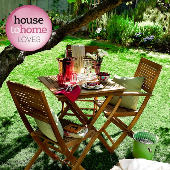 Eco garden furniture | Garden design ideas