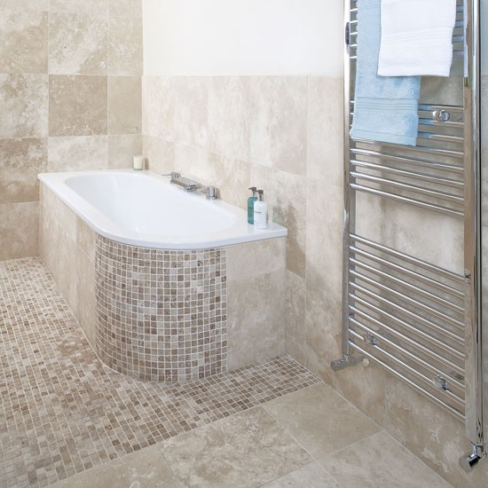tiled bath bathroom design ideas image housetohome
