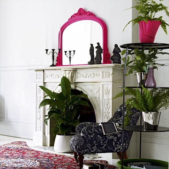Eclectic living room | Image | Housetohome.co.uk