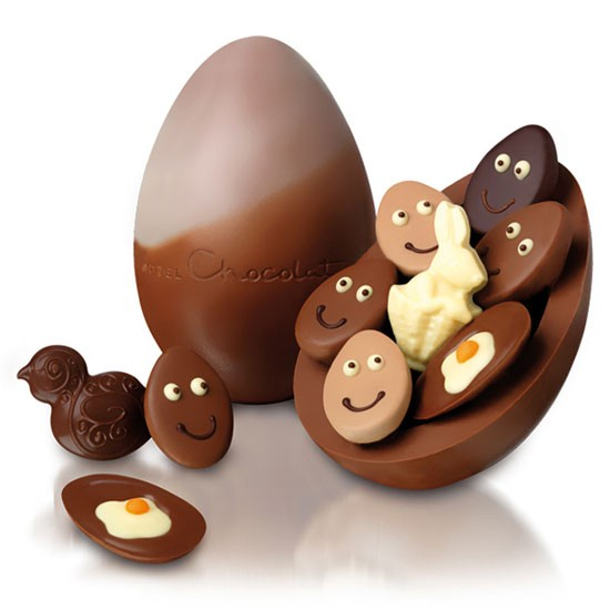 Easter egg from Hotel Chocolat | Easter 2012 | Best Easter eggs | Easter holidays | PHOTO GALLERY | Housetohome.co.uk