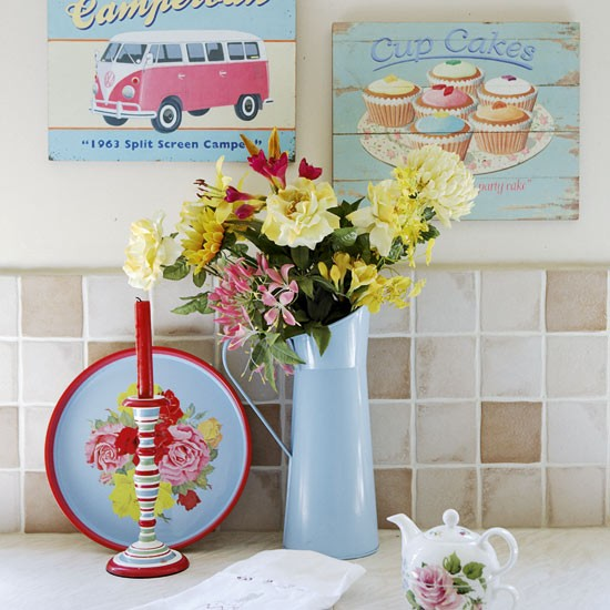 accessories - Vintage country home - country decorating ideas - decorating inspiration - image - housetohome.co.uk