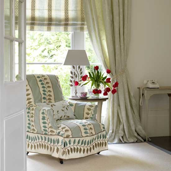Neutral living room | Image | Housetohome.co.uk