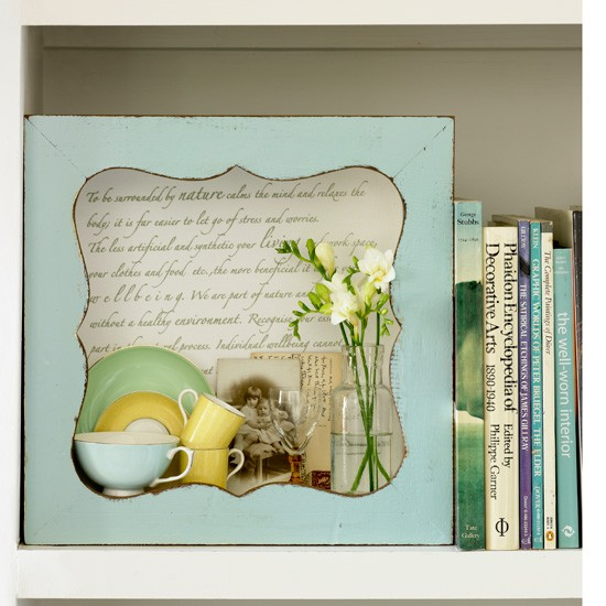 Decorative display | Design ideas | Image | Housetohome