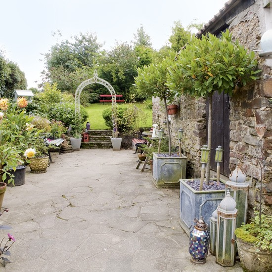 Eclectic garden | Gardens | Design ideas | Image | Housetohome