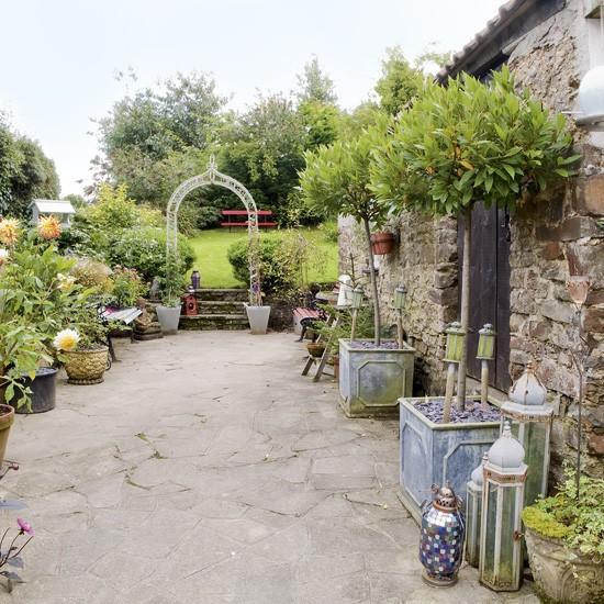 Eclectic garden | Gardens | Design ideas | Image | housetohome.