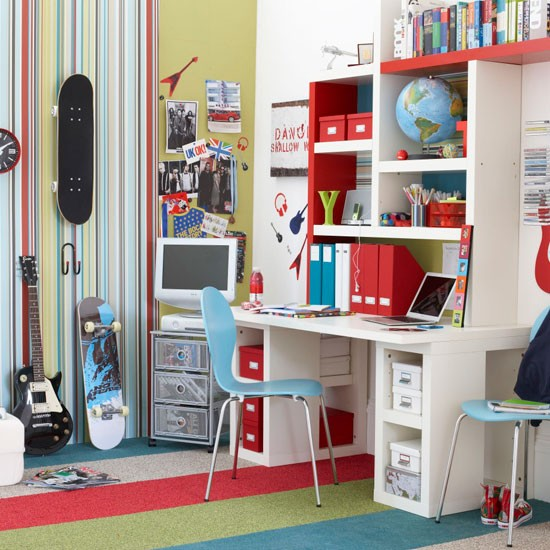 Teenage boy's bedroom | Boys' bedroom ideas - 20 best | housetohome.