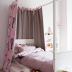 Girl's four-poster bedroom | Girls' bedroom ideas | Children's bedrooms | PHOTO GALLERY | Housetohome.co.uk