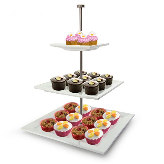 3 Tier Cake Stand From DisplaySense Stands 10 Of