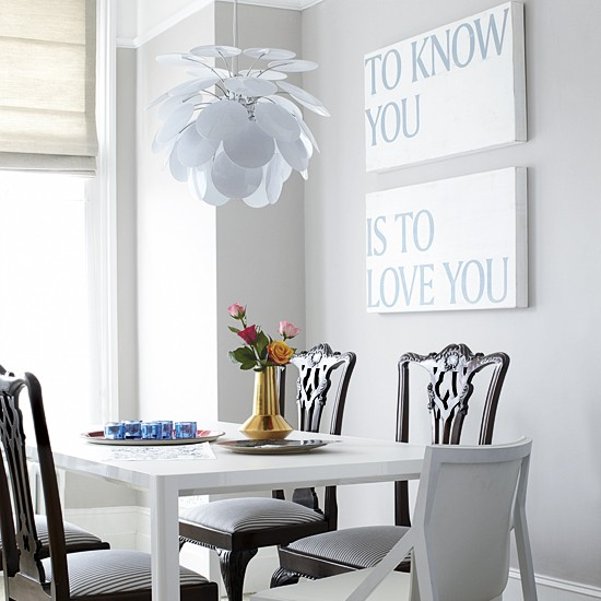 eclectic dining room heirloom design ideas