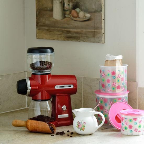 Colourful Kitchen Gadgets