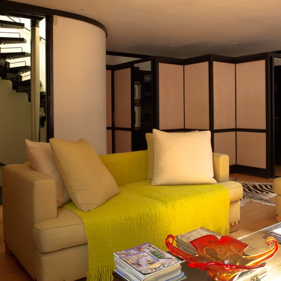 Screened living area | Living rooms | Design ideas | Image | Housetohome