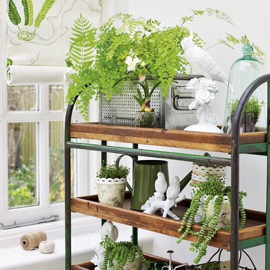 Open Storage Shelves Solutions Garden Rooms