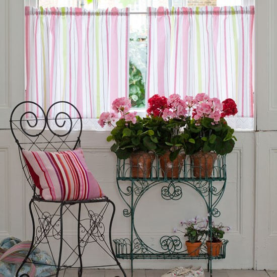 Pretty garden room | Conservatory | Design ideas | Image | Housetohome