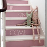 Stripy stairs | Stairwell | Design ideas | Image | Housetohome