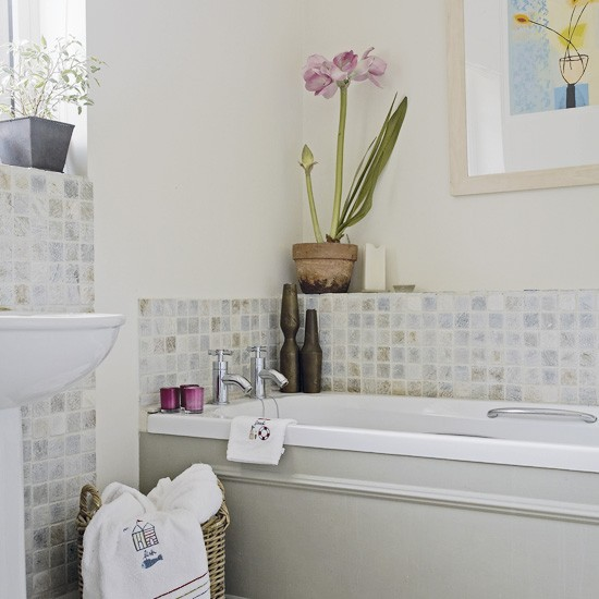 Lastest 30 Calm And Beautiful Neutral Bathroom Designs  DigsDigs