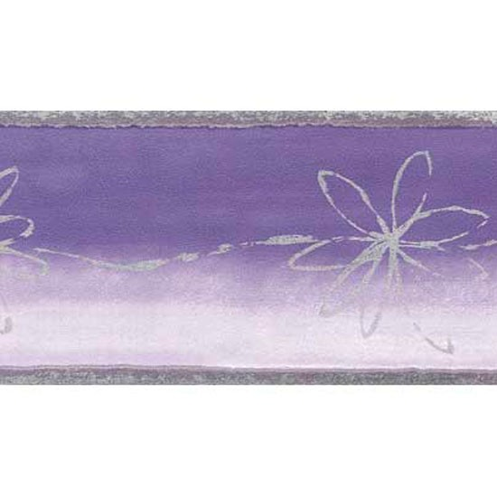 Lilac wallpaper borders gallery for Wallpaper homebase blue