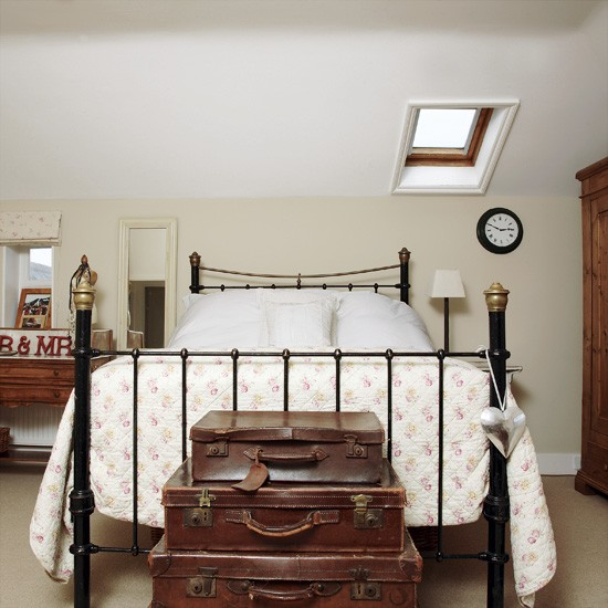 Attic bedroom | Decorating ideas | Image | Housetohome