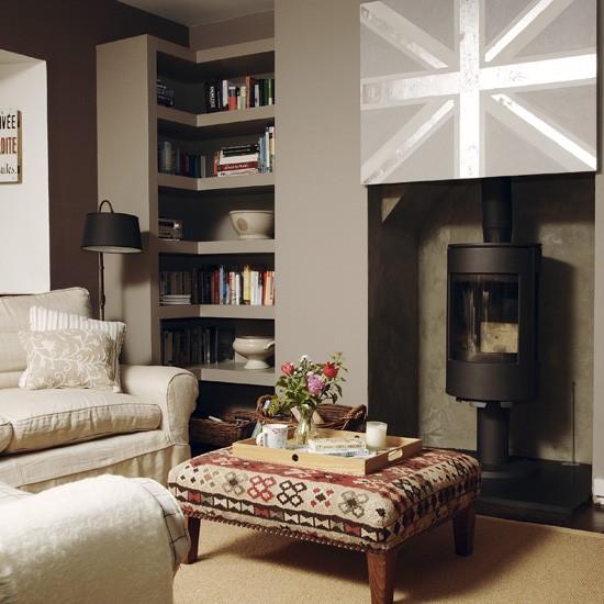 Cosy living room | Image | Housetohome.co.uk
