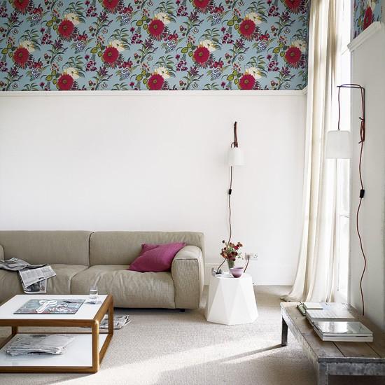 Striking living room | Image | Housetohome.co.uk